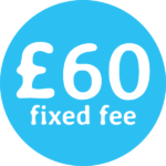 £50 Fixed Fee
